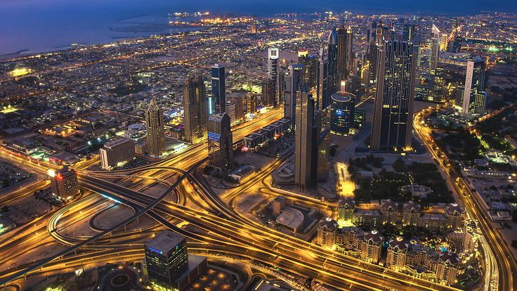 Top of Dubai by Ivan Lee on 500px