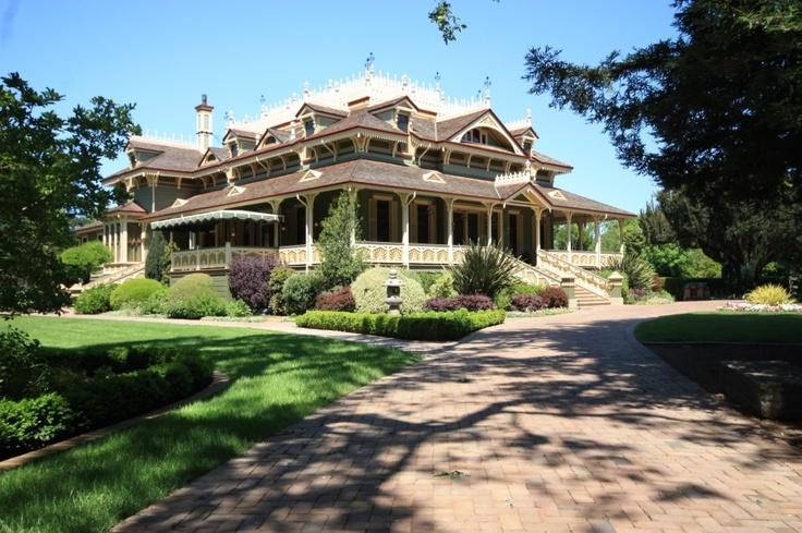 McDonald Mansion, Santa Rosa, California