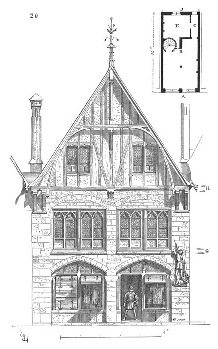 172 best Gothic images on Pinterest Goth, Gothic and Budapest hungary - plan architecturale de maison