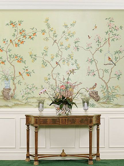 Chinoiserie Chic: Green Finds at Paul Montgomery Studio