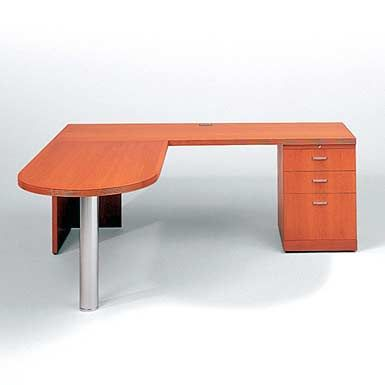Pin by phyllis fox on for the home pinterest - L shaped desk for two people ...