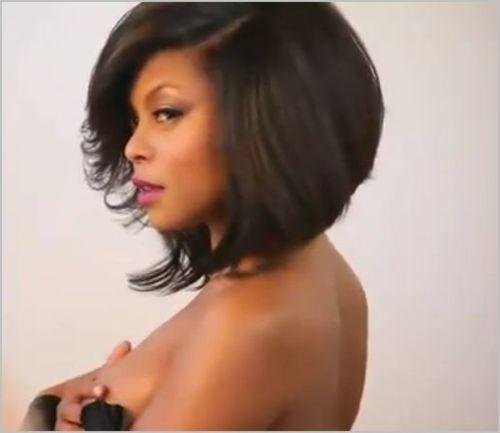 taraji p henson bob hairstyle : Taraji P. Henson New looks to try Pinterest Beautiful, Bobs and ...
