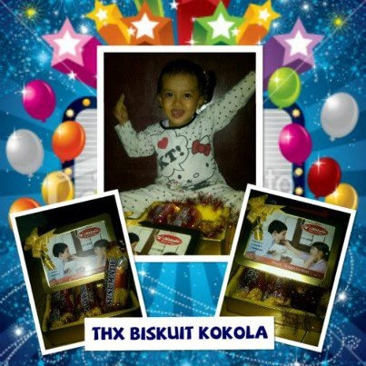 Share Happylicious Kokola (ˆڡˆ)