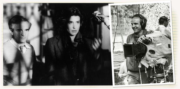 Photographies de tournage de Vivement dimanche ! et La Femme d'à côté © DR