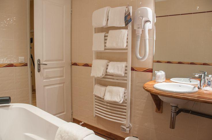 Salle de bain  Appartement 5 personnes