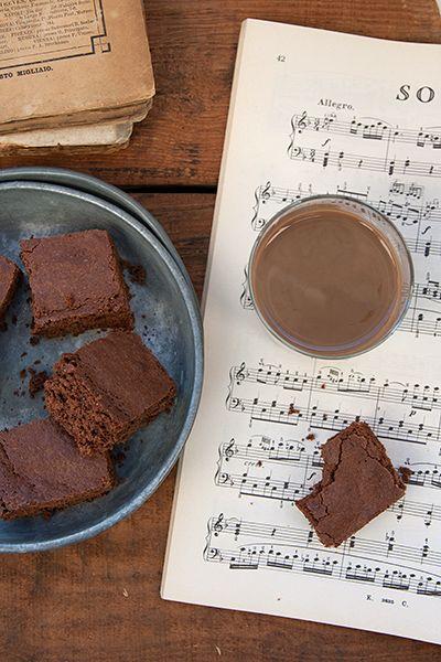 Ricetta Brownies con Baileys Chocolat Luxe - Labna
