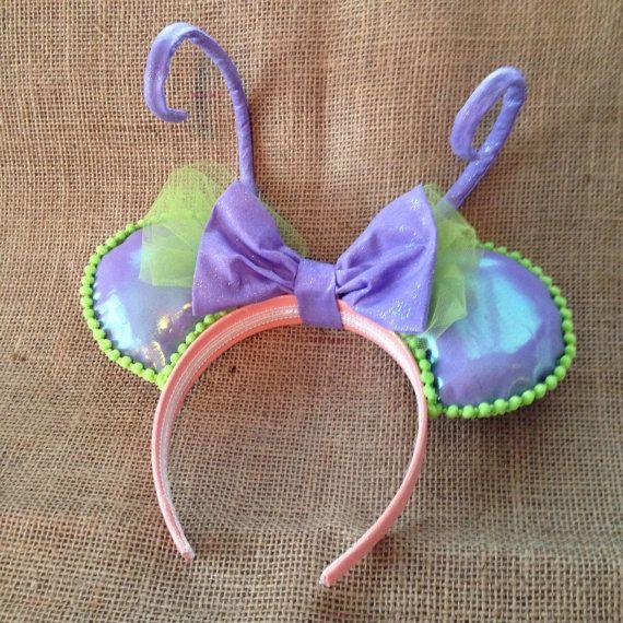 Handmade Mouse Ears - Princess Atta or Dot - A Bug's Life