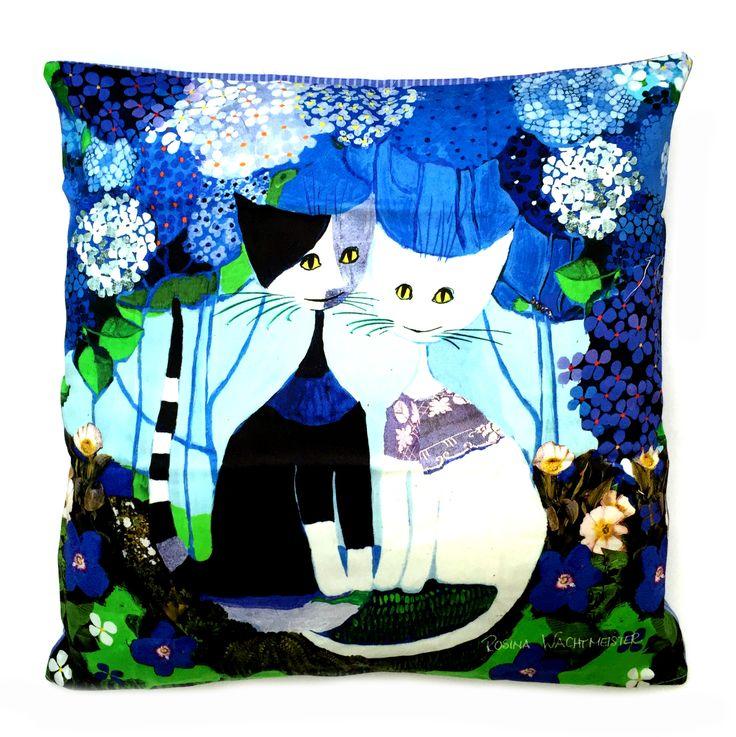 gattoso cuscino di Rosina W. www.gattosi.com