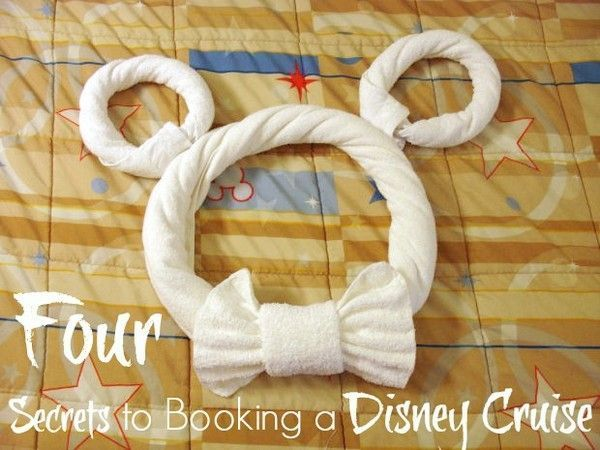 4 Secrets for Booking a Disney Cruise  #Cruise #Cruising #Disney #DisneyCruiseLine #CruiseTips #FamilyCruising #TravelTips