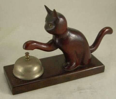 1930s counter bell: