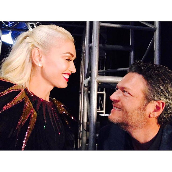 Blake Shelton references Gwen Stefani's red lips on new album Blake Shelton was thinking about girlfriend Gwen Stefani's red lips while writing his new album. #TheVoice #Voice