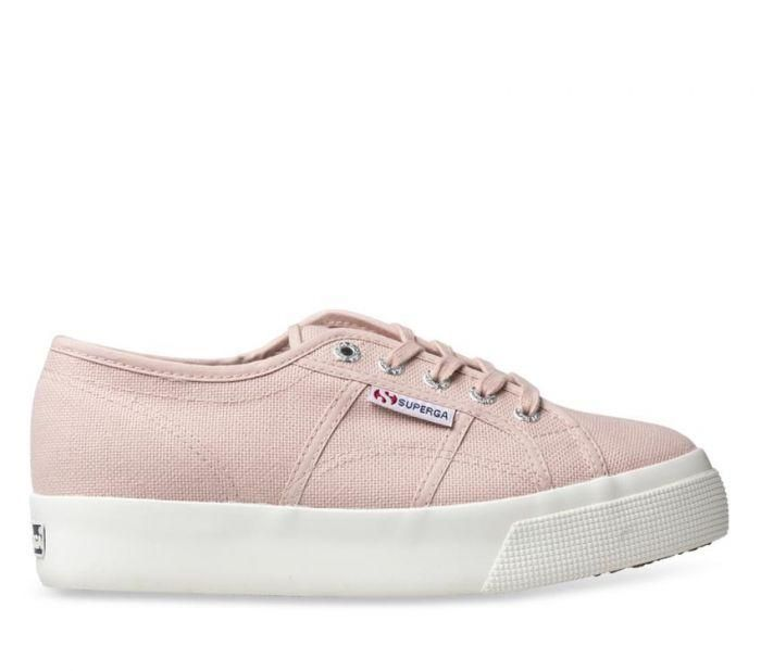 Shop Superga Womens 2730 Cotu Pink