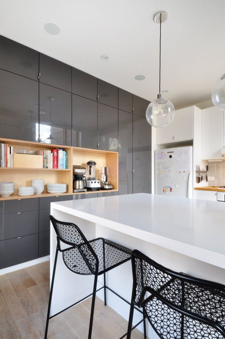 Cosmo condo kitchen showroom paris kitchens toronto - Nick Julia S Modern Family Home
