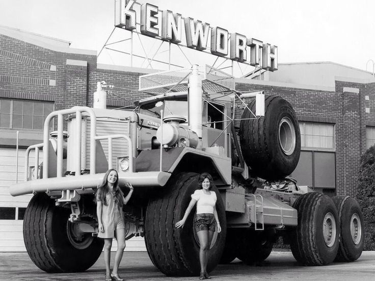 Kenworth 1959 963 6x6  This is my mother in law sisters BEER TRUCK . Boy can they DRIVE .