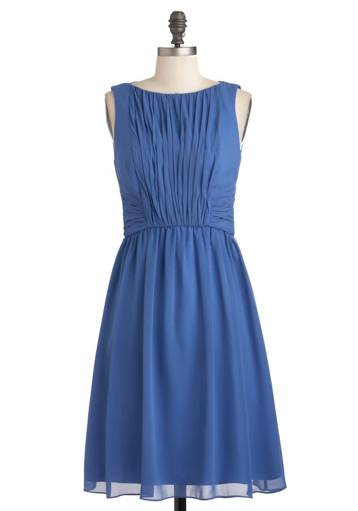 Swept off your feet dress in periwinkle for Periwinkle dress for wedding