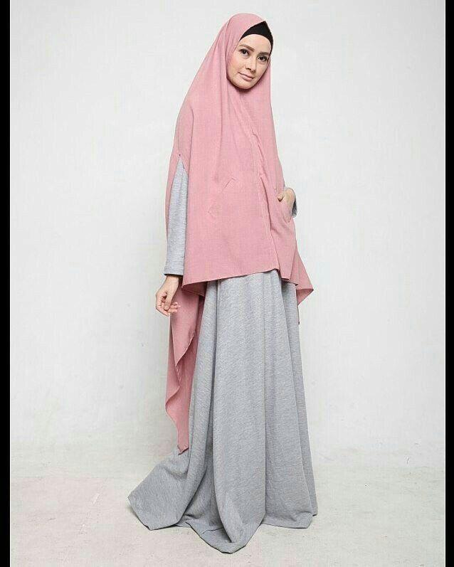 30 best khimar syar'i images on Pinterest | Hijab fashion