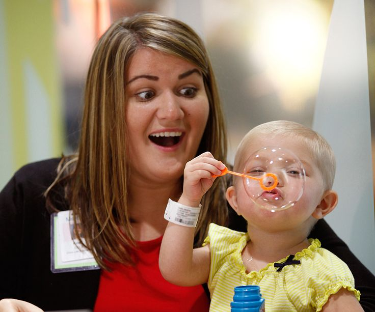 Learn how the child life specialists at Mercy Kids bring a little bit of  joy to