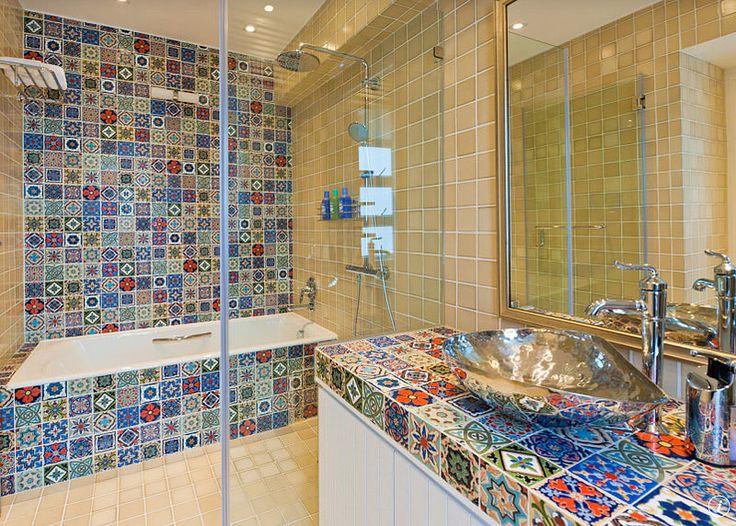 M s de 25 ideas incre bles sobre cocina de azulejos for Azulejos de mexico