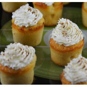 Cupcake Pomme Cannelle
