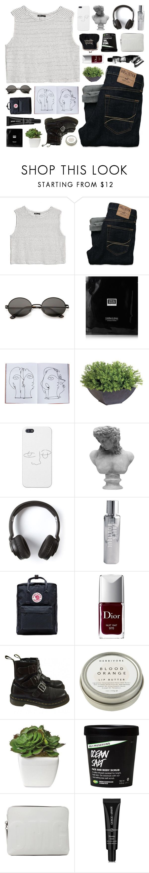 """Our love ain't water under the bridge"" by justonegirlwithdreams ❤ liked on Polyvore featuring MANGO, Hollister Co., Erno Laszlo, Assouline Publishing, Ethan Allen, Visionnaire, Nixon, Paul's Boutique, Fjällräven and Christian Dior"