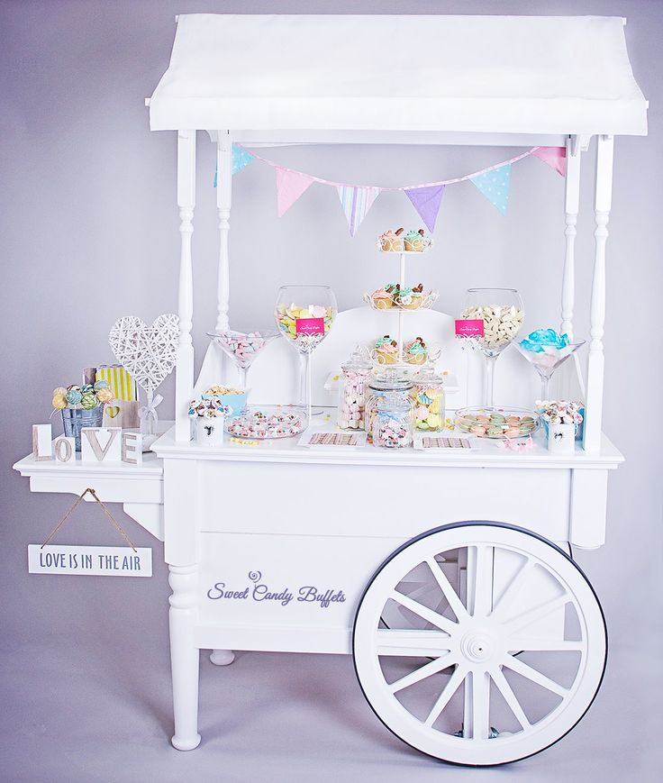 17 Best Images About Candy Cart On Pinterest
