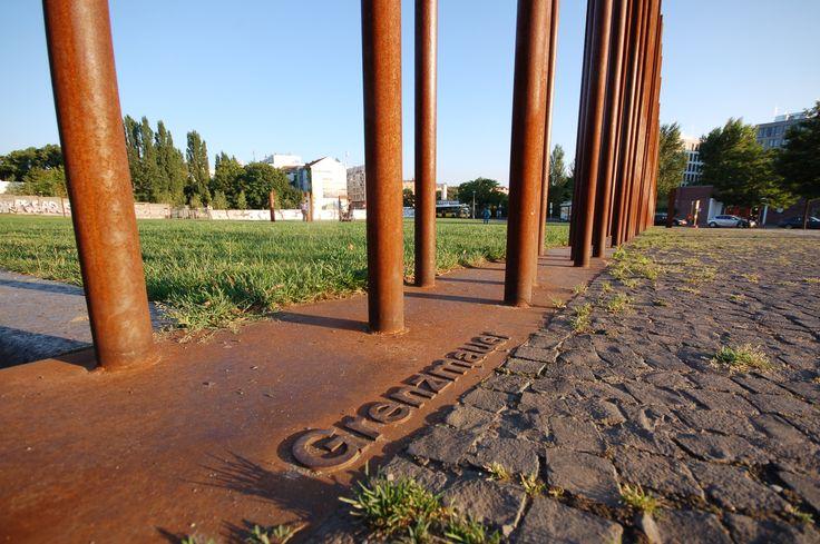 Gedenkstätte Berliner Mauer in der Bernauer Straße Berlin