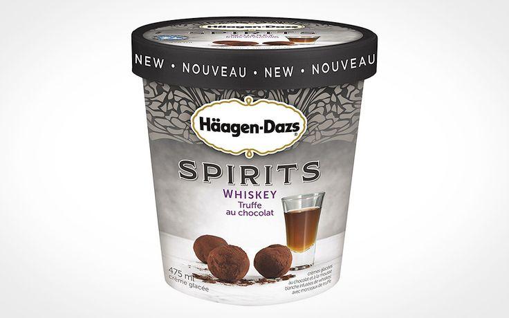 Häagen-Dazs Spirits