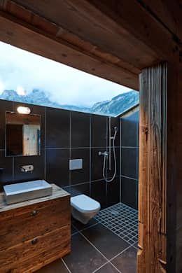 Skyshower: Klassische Badezimmer Von Gehret Design Gmbh