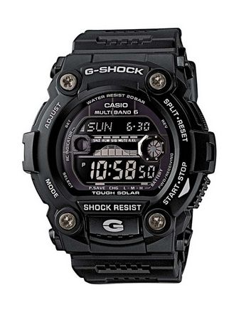 nice G-Shock Tough Solar Mens Wristwatch Multiband 6 & Solar - For Sale