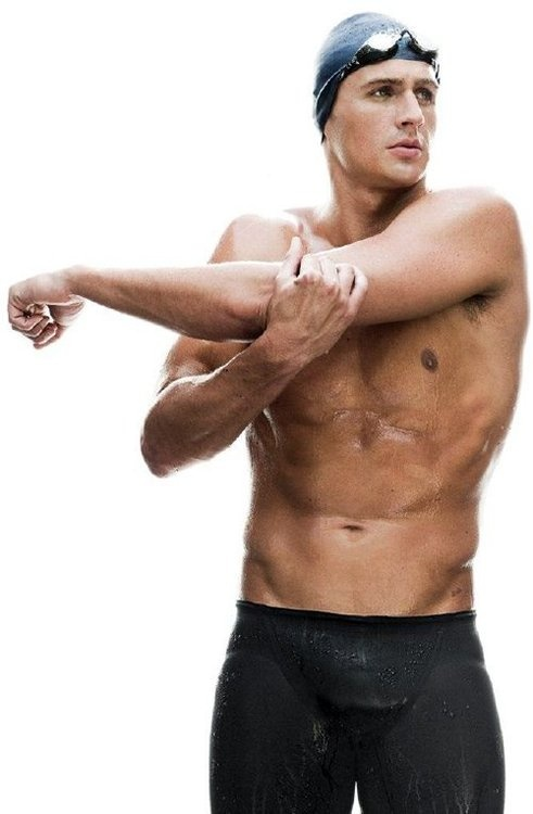 Ryan Lochte. So beautiful. Obsessed!