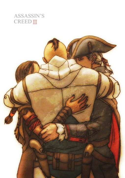 Assassins Creed 3-The Family There Never Was.  What should have been.