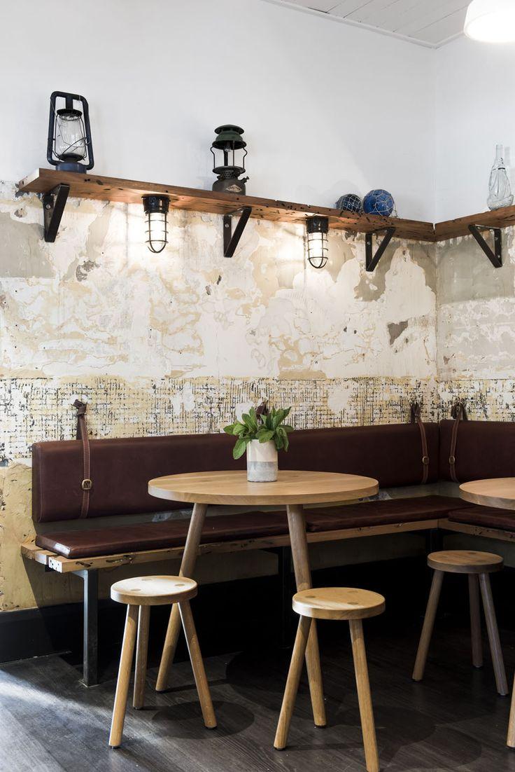 Bar à rhum australien |MilK decoration