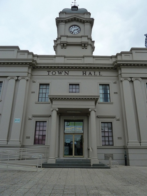 Geelong West Town Hall