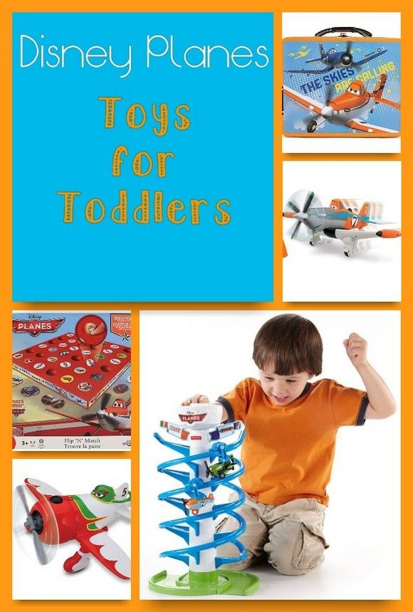 Planes Toys for Toddlers: Celebrate the Release of Planes Fire & Rescue
