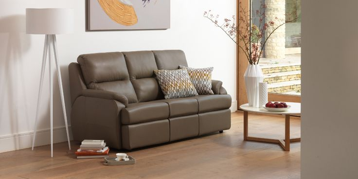 Hartford 3 seater sofa by G Plan. Available from Rodgers of York #Sofa #Home