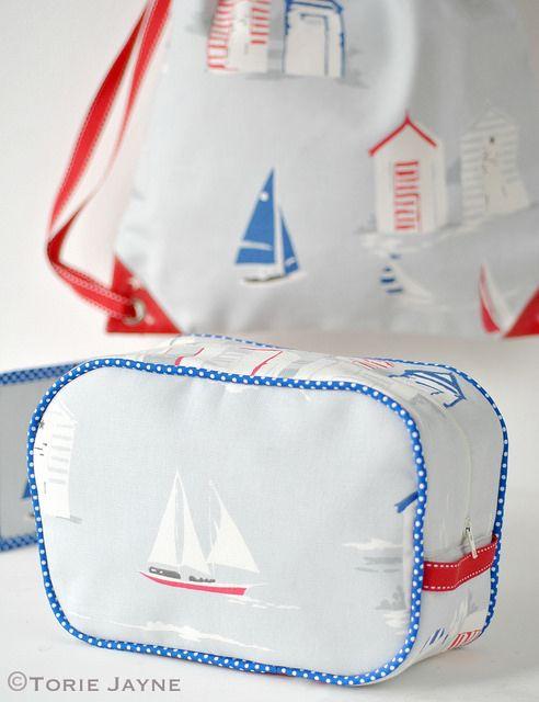 Handmade washbag