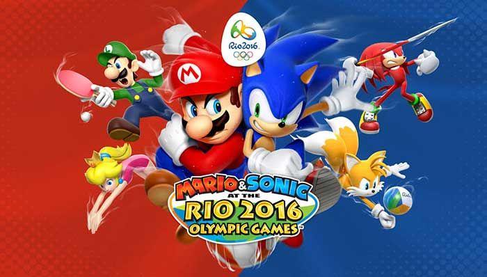 Mario and Sonic aux Jeux Olympiques de Rio 2016 le 24 juin - Les mondes de Mario et de Sonic se rencontrent à nouveaux pour des épreuves olympiques palpitantes ! Se déroulant à Rio de Janeiro, ville organisatrice des XXXIèmes Olympiades, le tout dernier...