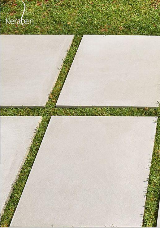 #Tiles #Cerámica #Novedad #New #Keraben #Jardín #Terraza #Diseño #Arquitectura #Design
