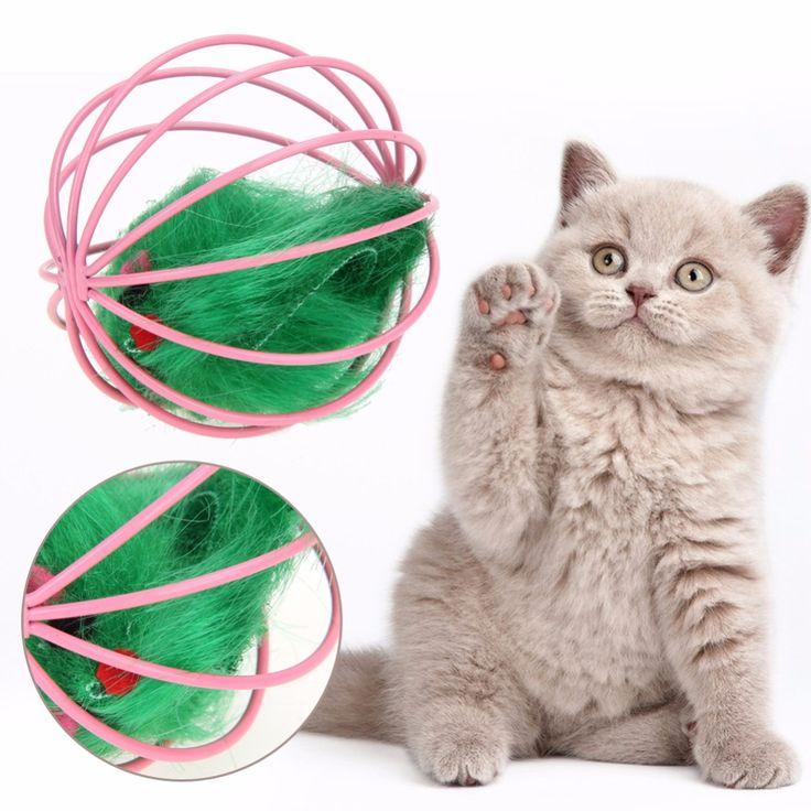 Pet Kucing Indah Kitten Hadiah Lucu Bermain Mainan Tikus Bola Terbaik Mainan untuk Kucing Anjing Persediaan Hewan Peliharaan