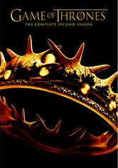(S) Game of Thrones: Season 2 (2012) - DVD Netflix