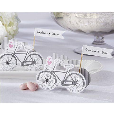12 boîtes à dragées sur le thème des voyages -  http://www.instemporel.com/s/12597_212969_-12-boites-dragees-bicyclette