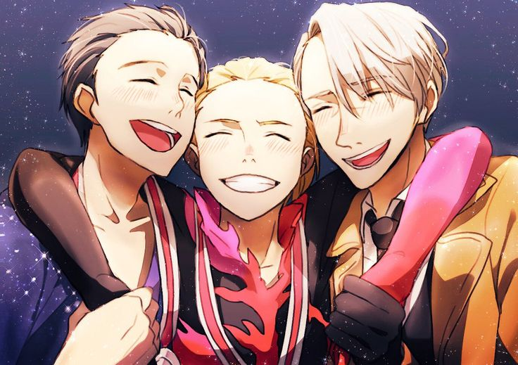 Day 29: I wish Yuri in Ice was really because I would really love to watch cute guys ice skate and fall in love with each other...enough said