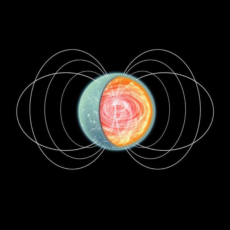 Observações feitas por satélite de raios-X revelam estrela de nêutrons com campo magnético em forma de rosquinha e oscilação axial | Universo Racionalista