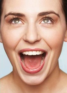 Get attractive, strong #cheekbones and a prominent jaw line with the #jawrelease #exercise, which is one of the most effective facial exercises for double chin reduction.