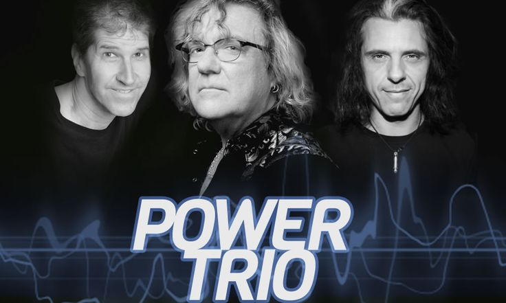 #BassMusicianMag Stu Hamm Joined by Alex Skolnick and Chad Wackerman as POWER TRIO @BassMusicianMag #BassMusicianMag