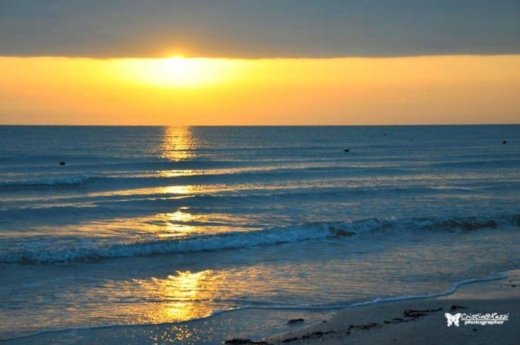 L'alba... Sunrise