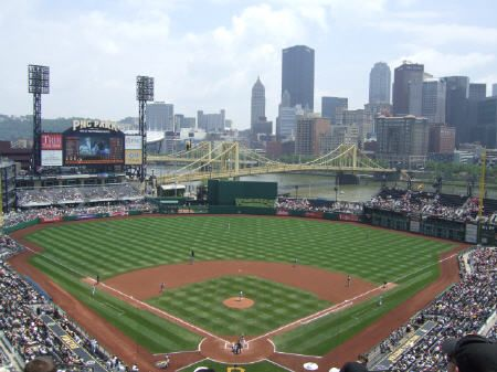 PNC Park - Pittsburgh, Pennsylvania - Went in 2010