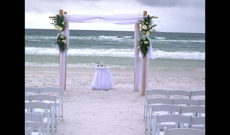 *THIRD AND FINAL FOREVER WEDDING on the beach with a bonfire