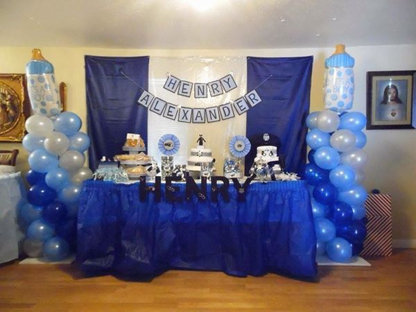 Before And After Baby Shower By D Z Events Bridal Shower Dress Code