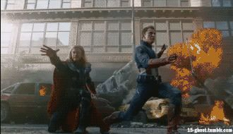 The Avengers Blooper Reel - watch the cast's funniest mistakes // Favorite parts.. Loki laughing, Thor unable to catch his hammer, and Banners inability to fix the prop.